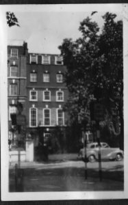 No. 3 Cheyne Walk, at the time the Arnolds lived there