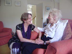 Lorna and Rosie Houldsworth of Talkworks