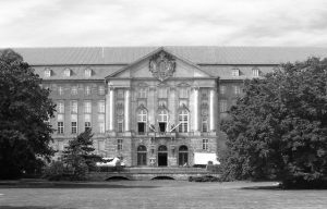 Allied Control Council Headquarters, Berlin